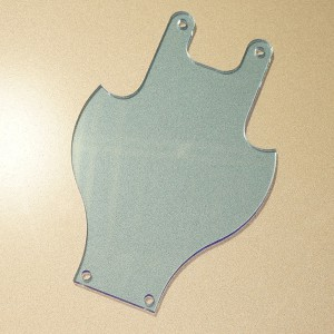Tricopter Flight Controller Cover, Blue