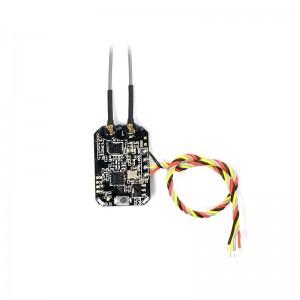 FuriousFPV Full Telemetry S.PORT 1.5KM Diversity Receiver SPD15 - Frsky (INT Version)