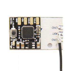 FuriousFPV LR1000 Mini Receiver for Frsky