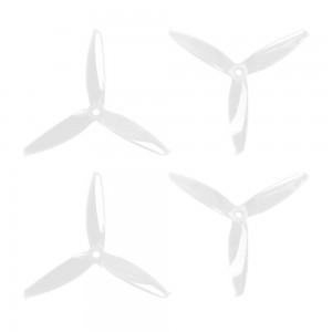 Gemfan 5152 - 3 Blade Propeller - Clear PC (Set of 4)