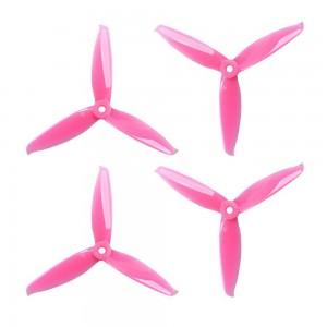 Gemfan 5152 - 3 Blade Propeller - Pink PC (Set of 4)