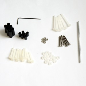 Tricopter Crash Replacement Hardware