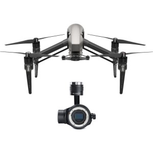 DJI Inspire 2 Quadcopter Premium Combo w/ X5s and License