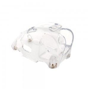Lumenier Race Pod Cover (Crystal Clear)