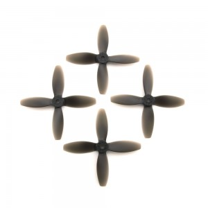 Lumenier 4x4x4 V2 - Propeller (Set of 4 - Transparent Black)