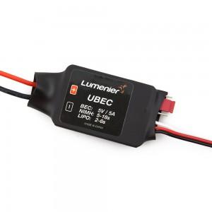 Lumenier UBEC - 5V, 5.5V, 6v 5A (2-6s input)