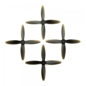 Lumenier 5x4x4 V2 - Propeller (Set of 4 - Transparent Black)