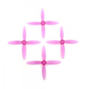 Lumenier 5x4x4 V2 - Propeller (Set of 4 - Transparent Purple)
