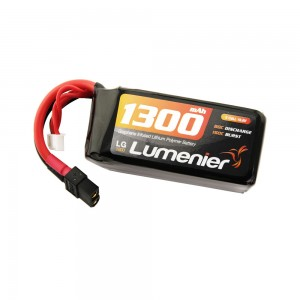 Lumenier Graphene 1300mAh 5s 80c Lipo Battery