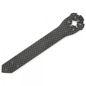 "6"" QAV-R Carbon Fiber Arm"