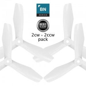 Master Airscrew BN-3Blade - 5x4.5 Prop Set X4 - White