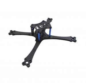 "MRM 5"" Stretch Reaper 217mm FPV Racing Frame (Blue)"
