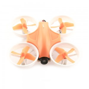 OverSky Warlark-80 FPV Quadcopter, FrSky RX - Orange