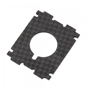 QAV250 FPV Camera Plate (CF)