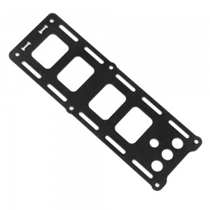 QAV250 Flight Controller Cover Plate (G10)