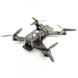 QAV250 Mini FPV Quadcopter RTF - Carbon Fiber Edition