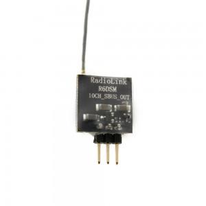 Radiolink R6DSM 10-CH S.BUS Receiver