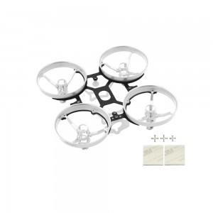 Rakonheli CNC Advanced Upgrade Kit (6mm motor) (Silver)