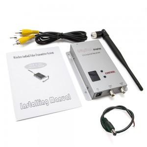 1.3GHz Receiver V2- 9 Channels