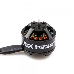 RCX H1806 2400KV Micro Outrunner Brushless Motor