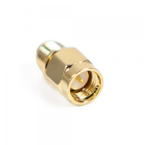 RF SMA Male to RP-SMA Female Adapter