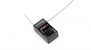 Spektrum AR400 DSMX 4CH Receiver