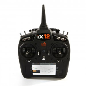 iX12 DSMX12-Channel Transmitter