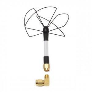 Circular Wireless 2.4GHz SPW24 RCHP Skew Planar Wheel Antenna