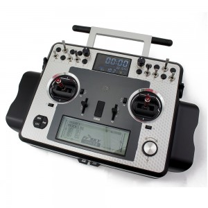 FrSky Taranis X9E 2.4GHz ACCST Tray Radio & X6R Combo Mode 2