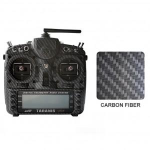 Carbon Fiber - FrSky 2.4G 16CH Taranis X9D Plus SE Transmitter SPECIAL EDITION w/ M9 Gimbals (OPEN BOX)
