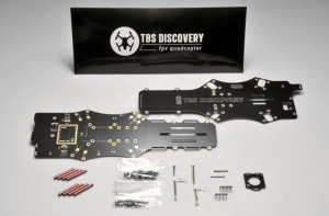"TBS ""Discovery"" Quadcopter with CORE"