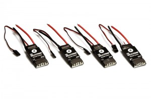 TBS Bulletproof ESC 30 amp (set of 4)