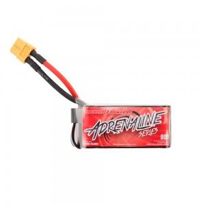 Thunder Power 1300mAh 4s 80c Adrenaline Series Lipo Battery