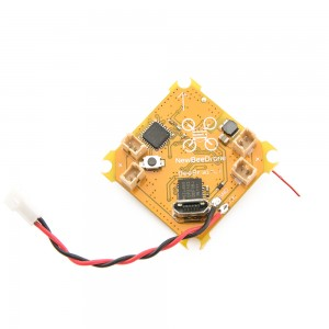 BeeBrain v.1.2 - Micro Brushed Flight Controller (FrSky)