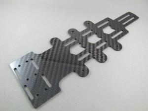 Blackout Mini Spider Hex - Anti-Vibration GoPro & Battery Tray