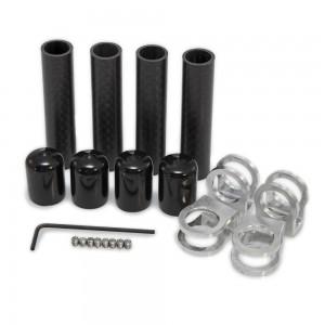 Carbon-Fiber Landing Gear for QAV400 & QAV500 Aluminum Arms