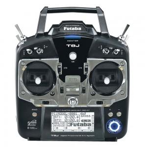 Futaba 8JH 2.4G 8CH Radio with R2008SB S-FHSS S.Bus Receiver