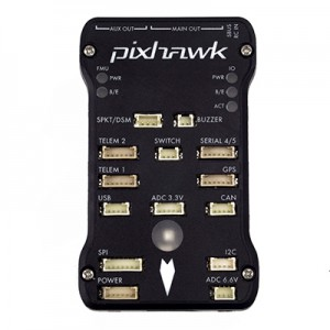 3DR Pixhawk with GPS