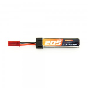 Lumenier 205mAh 1s 25c Lipo Battery w/ JST