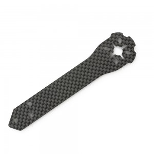 "5"" QAV-R Carbon Fiber Arm"