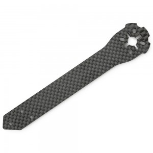 "6"" QAV-R Carbon Fiber Arm"