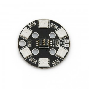 Matek RGB LED Circle X6-12V