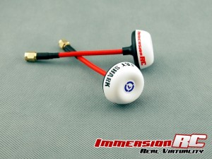 ImmersionRC 5.8 GHz SpiroNET Antenna Set (LHCP)