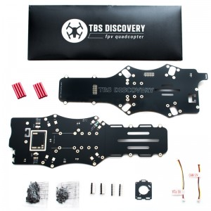 "Team BlackSheep ""Discovery"" Quadcopter (Frame Only)"