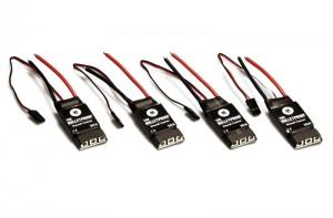 TBS Bulletproof ESC 30 amp (set of 4)